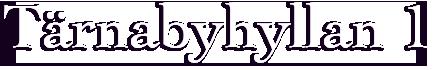 Tärnabyhyllan (FI)
